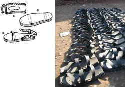 обувь из покрышек