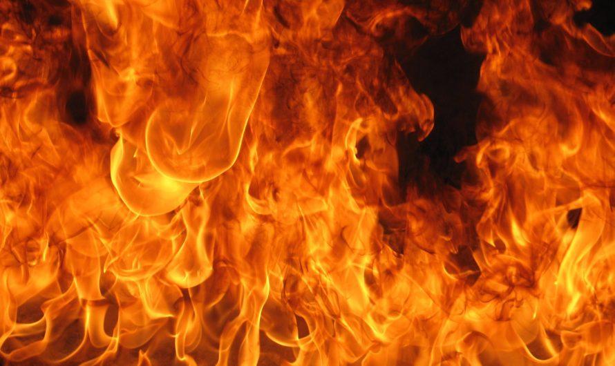 Разведение огня необычными способами