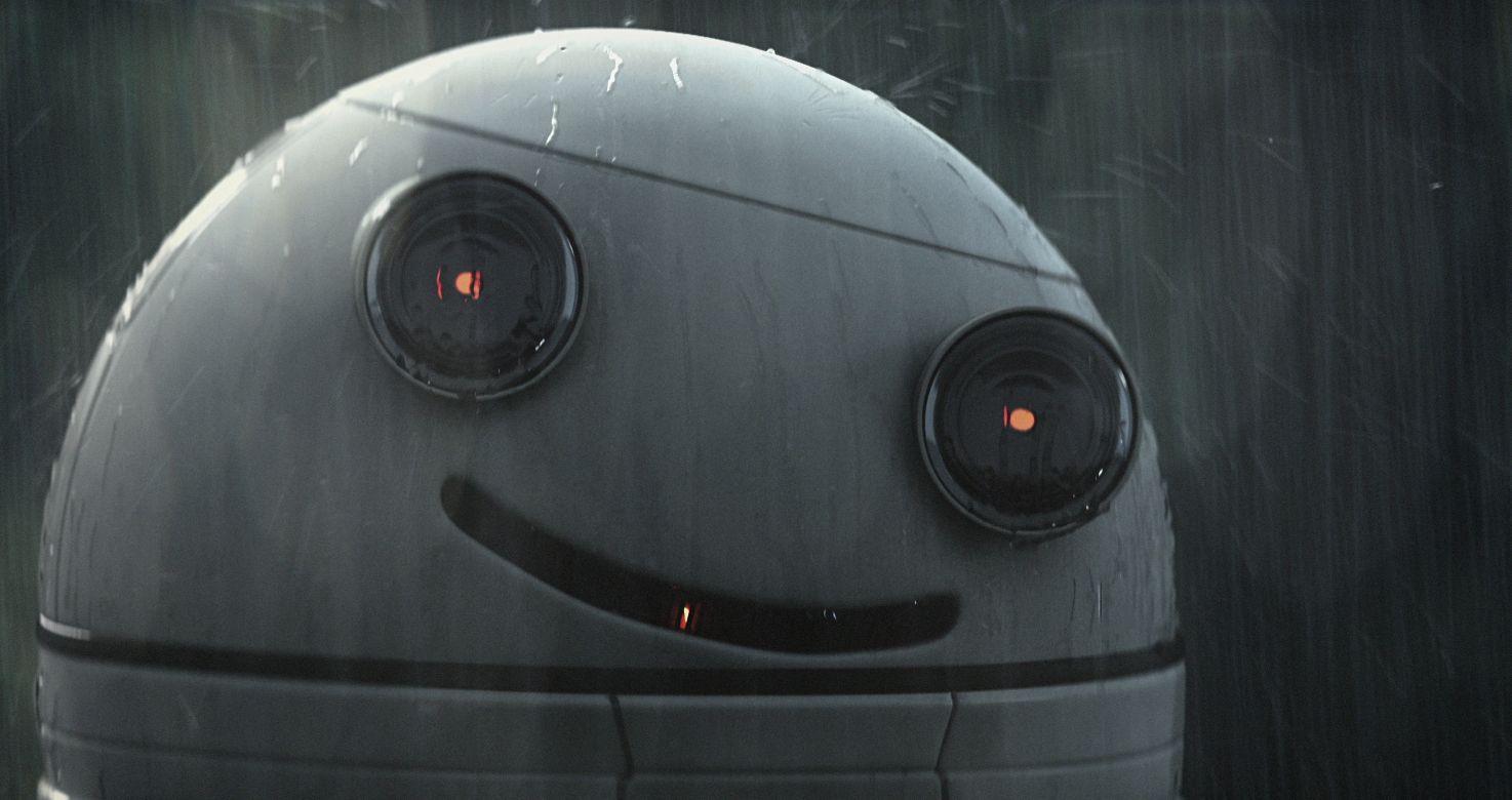 Злой робот претворяется добрым