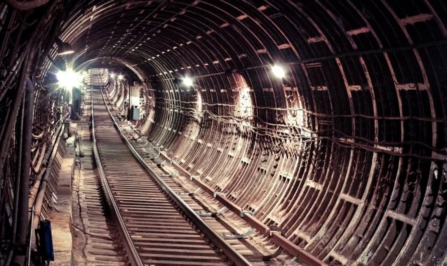 Московское метро как бомбоубежище