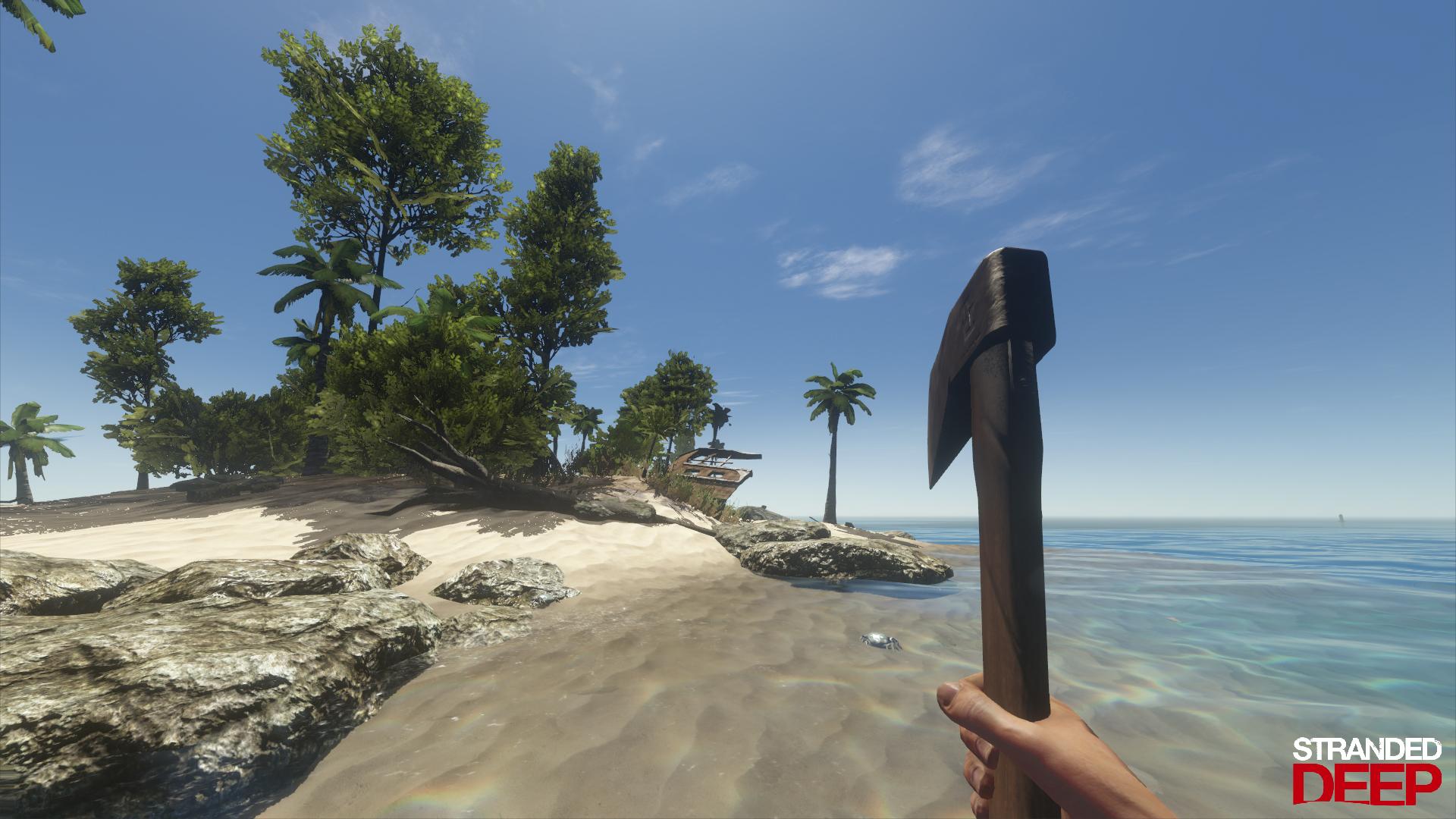Stranded Deep игра