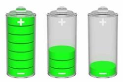Оживление севших батареек