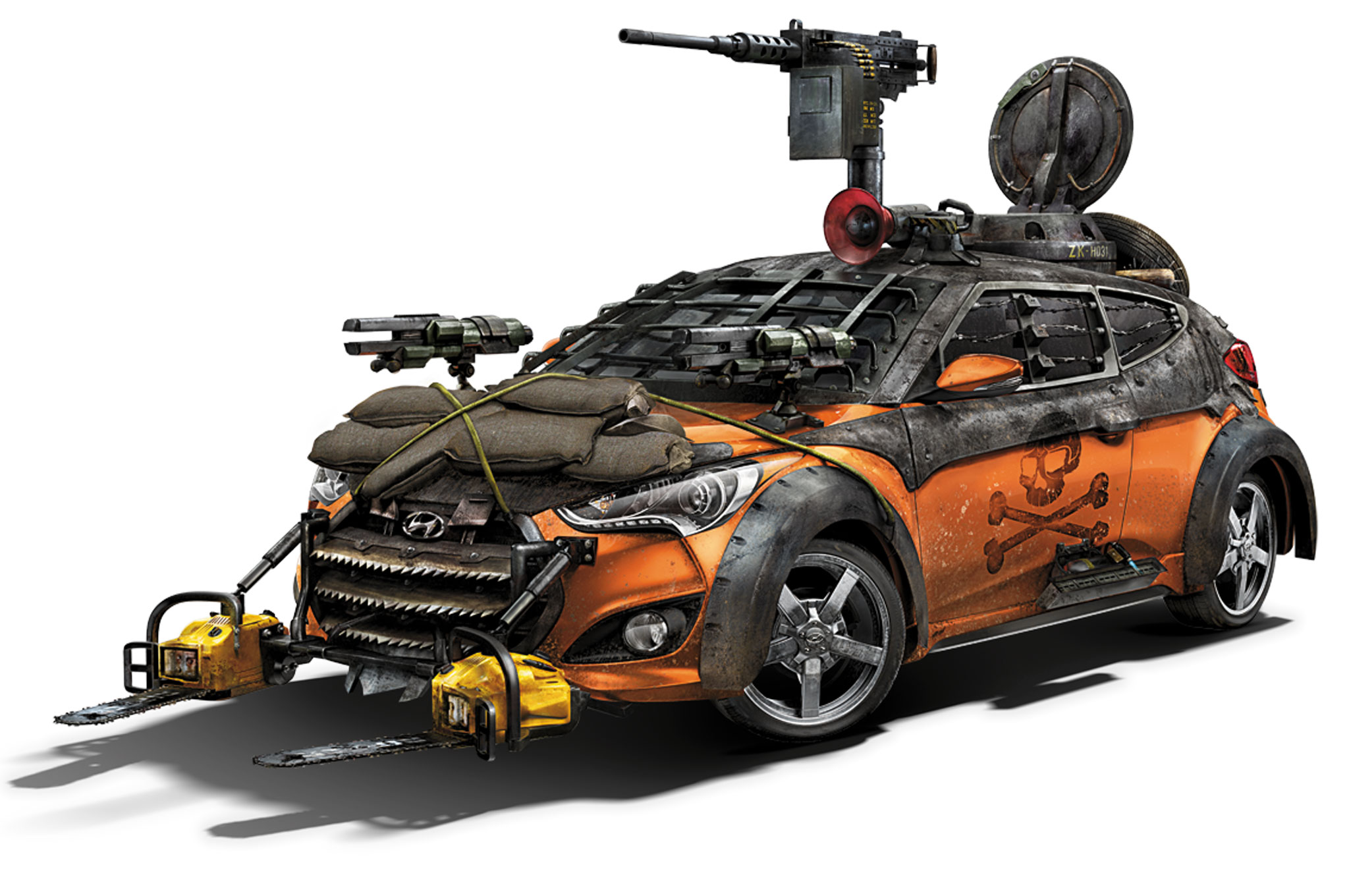 zombie-survival-machine-hyundai-veloster
