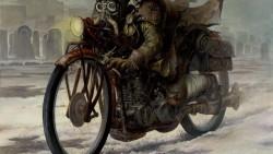 Мотоциклы постапокалипсиса
