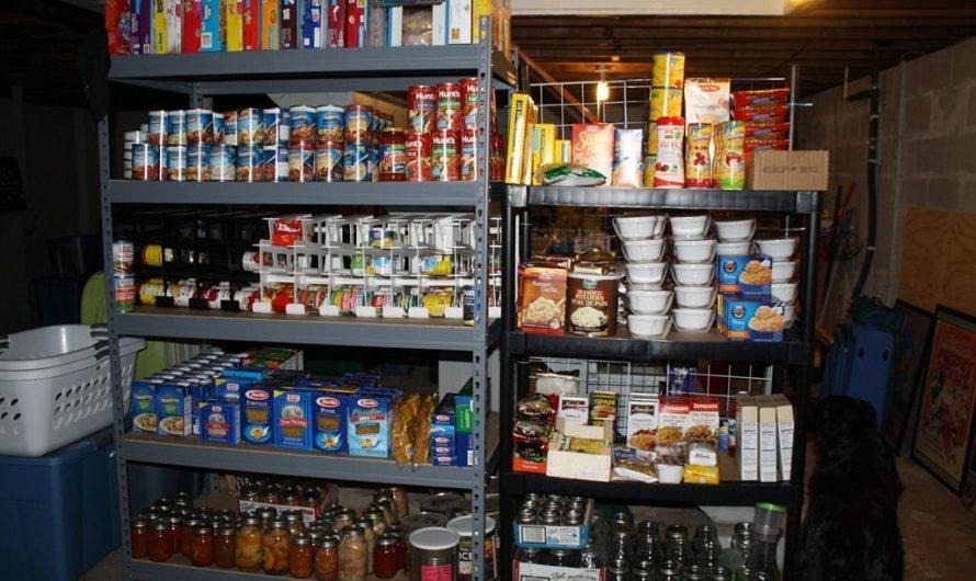 Запасы на случай Б.П. (Срок годности продуктов питания).