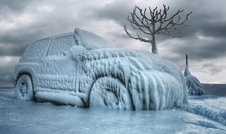борьба с холодом в авто