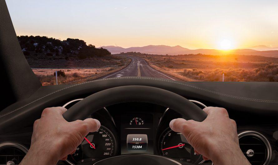 Безопасность за рулём: как правильно рулить? (Видео).