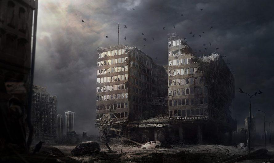 Как спасти Землю от апокалипсиса?!