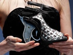 женские туфли которые стреляют