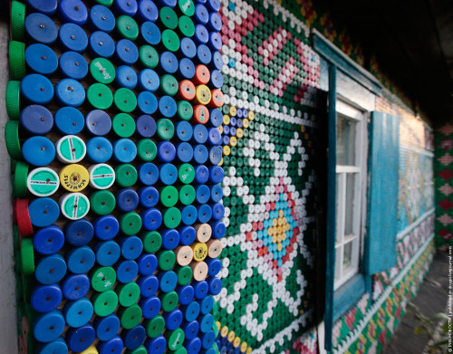 украшение дома пластиковая крышка