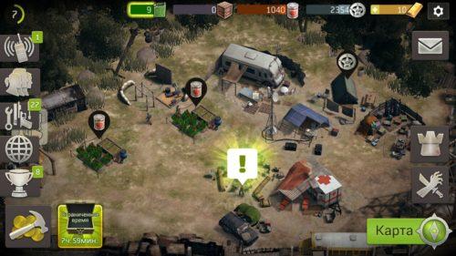 игра про зомби на андроид