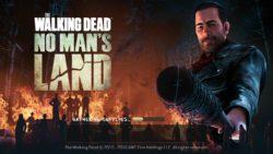 The Walking Dead No Man's Land скриншот