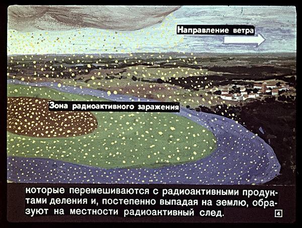укрытие от радиации