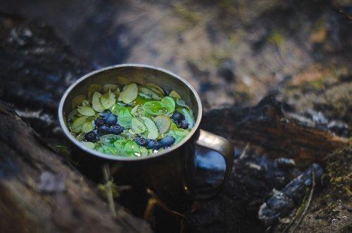 чай в походе