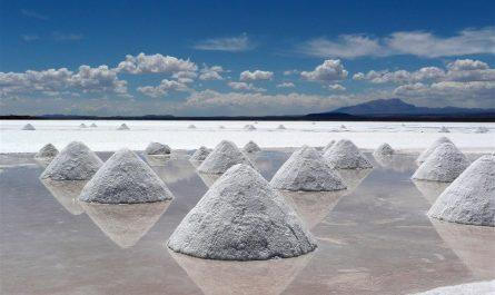 соль в условиях выживания добыча