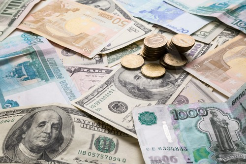 деньги разные фото