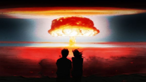 ядерный удар русунок