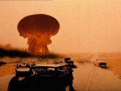 кино ядерный взрыв