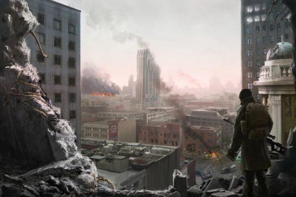 выжить в акпокалипсис