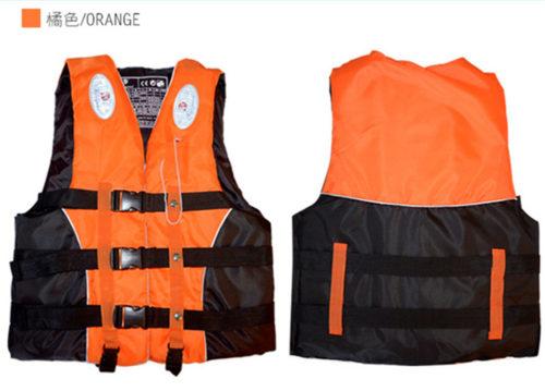 спасательный жилет для плаванья