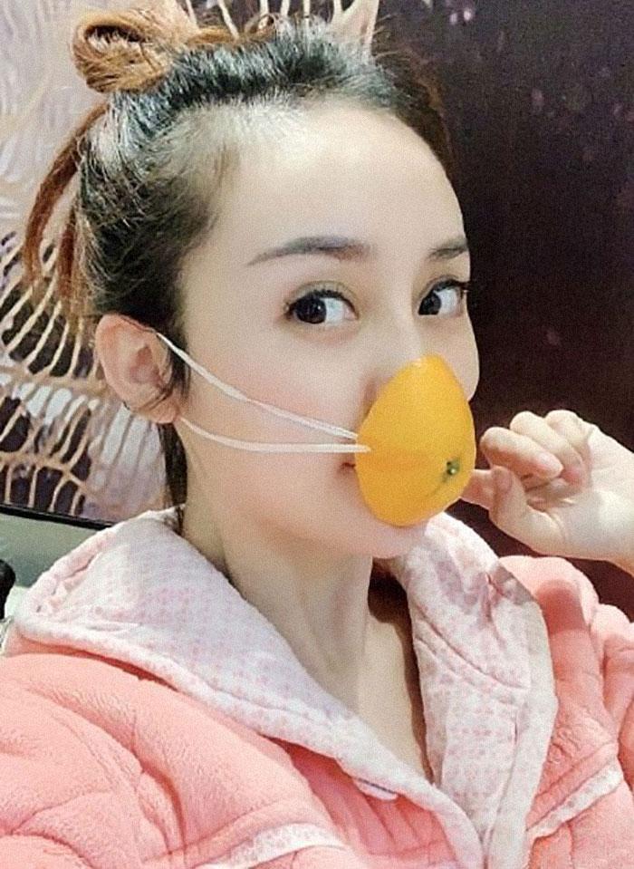 защита от коронавируса из апельсинов